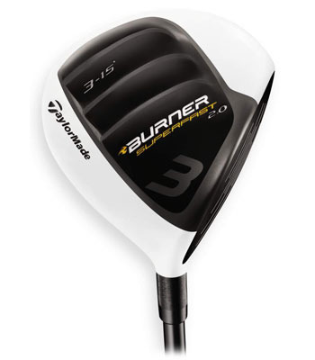 TaylorMade Burner SuperFast 2.0 Fairway