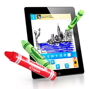 iCrayon Capacitive Touch Stylus