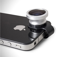 Gizmon Clip-On Lenses for iPhone and iPad